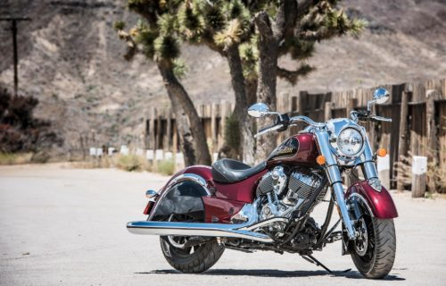 2015 – 2017 Indian Chief Classic Review