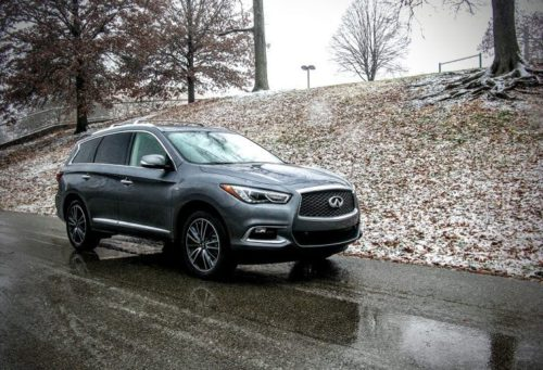 Little Tweaks Add Up to Big Changes in the 2017 Infiniti QX60