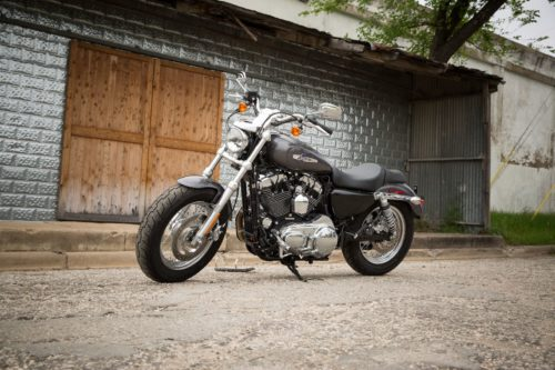 2015 – 2017 Harley-Davidson Sportster 1200 Custom Review