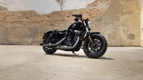 2016 – 2017 Harley-Davidson Forty-Eight Review