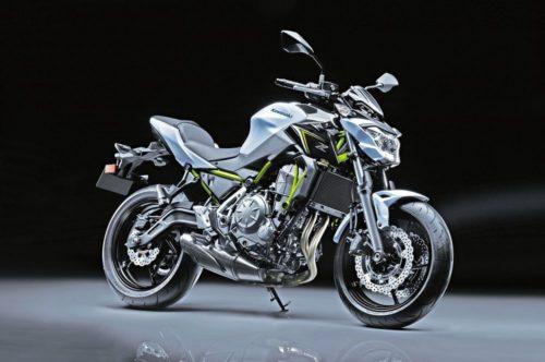 2017 Kawasaki Z650 ABS Review