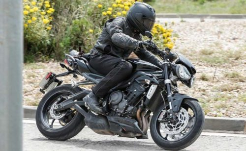 2017 Triumph Street Triple Review