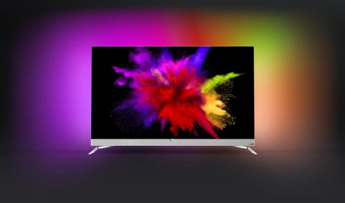 Philips 901F OLED TV with Ambilight review: A cracking 4K OLED debut