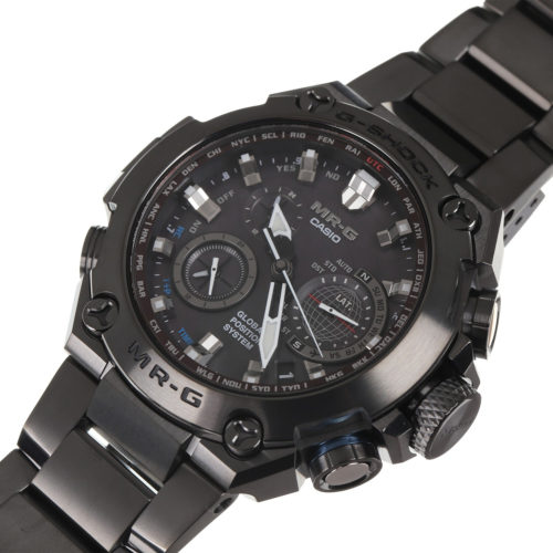 Casio G-Shock MR-G MRGG1000B-1A Watch Review: The Luxury Beater