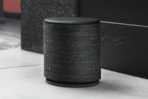 B&O Play BeoPlay M5 preview: Woolen-clad woofer