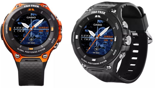 Hands on: Casio WSD-F20 review