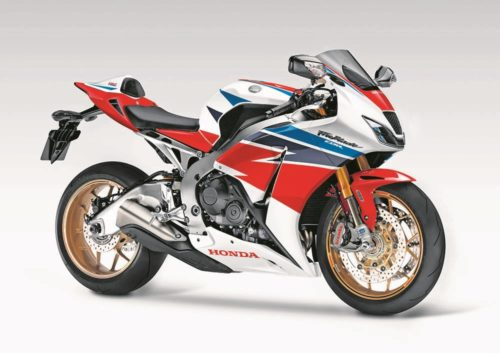 2017 Honda CBR1000RR And CBR1000RR SP Review