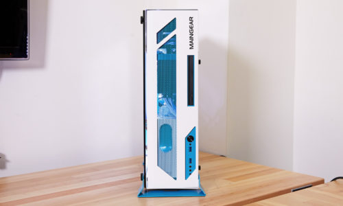 Maingear Drift (2016) Review : A Small, Stunning Showpiece