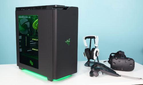 Maingear R1 Razer Edition Review : Best of Both Worlds