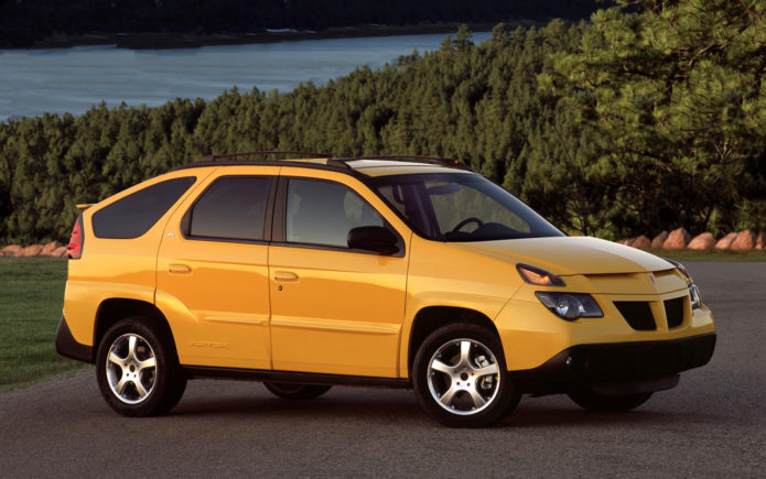 13 Ugliest Cars of All Time