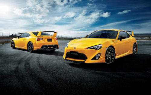 Toyota GT86 (2017) review: Coupe a load of that