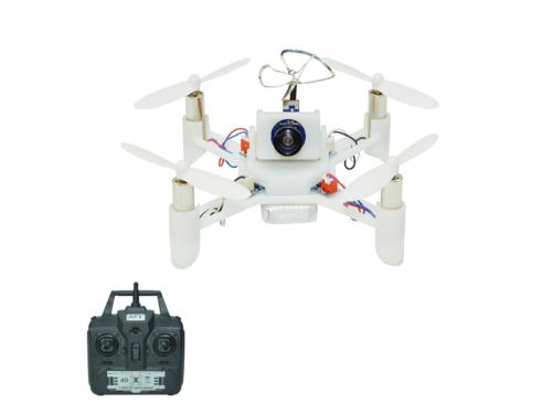 DM002 – A 5.8G FPV With 600TVL Camera Quadcopter Review
