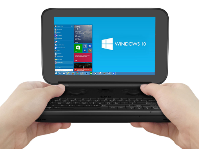 GPD WIN GamePad tablet PC Unboxing Review : The Smallest Win10 Computer