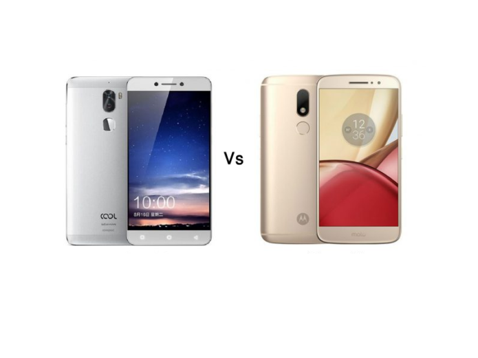 Coolpad Cool 1 vs Moto M Quick Comparison Review