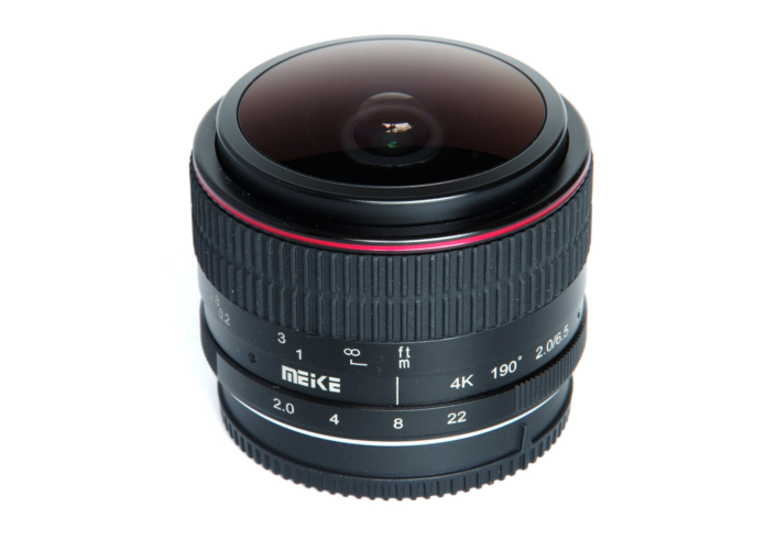 Meike 6.5mm f/2.0 Fisheye Lens Review
