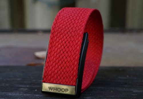 Whoop Strap 2.0 review : A wearable that proves we should all be training like the pros