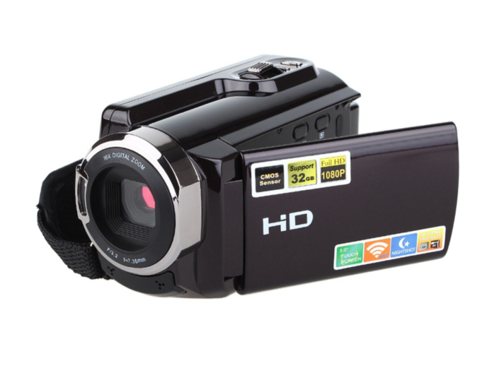 1080P Full HD 20MP Digital Camera with 3.0″ TFT LCD Touching Screen Review