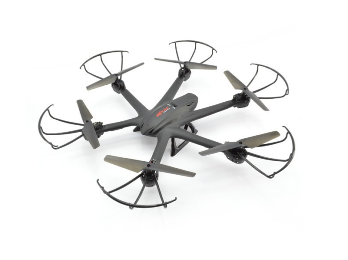 MJX X600 Review : Hexacopter for $55 With Its Own Camera