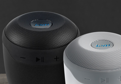 Jam Voice Bluetooth Speaker with Amazon Alexa review : Leave this one on the shelf