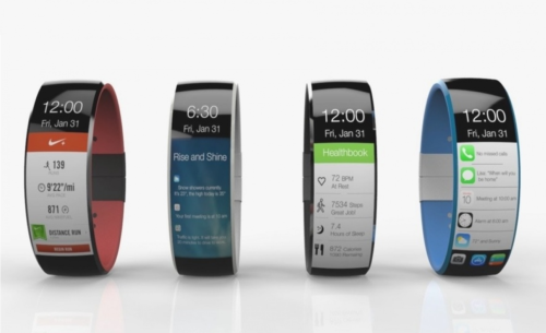 And finally : Apple Watch smartbands detailed and more