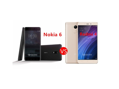 Nokia 6 VS Xiaomi Redmi 4 Comparisons Review
