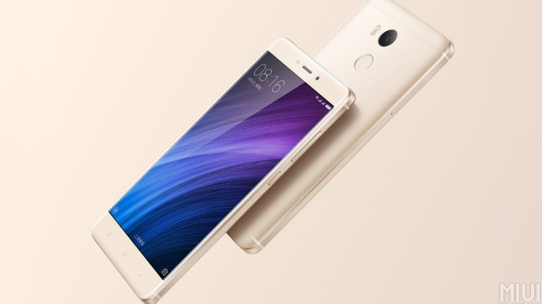 Xiaomi-Redmi-4-gold