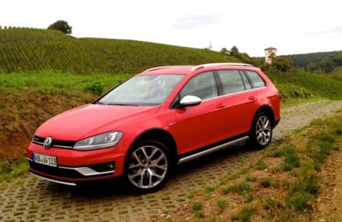 2017 Volkswagen Golf Alltrack Review: The would-be crossover killer