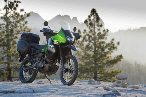 2015 – 2017 Kawasaki KLR650 Review