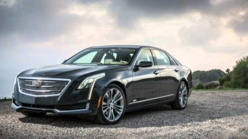 2017 Cadillac CT6 Platinum AWD Review: Luxury, reinvented