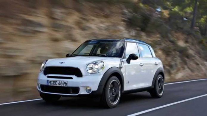 Mini Countryman S 2017 First Drive Mighty Improvements For The Mive