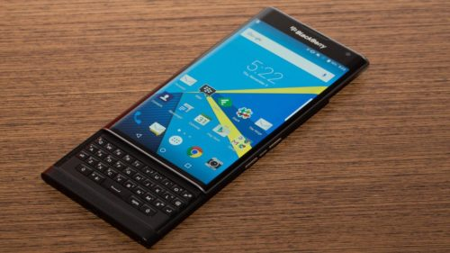 Blackberry Mercury preview: Fingerprint scanner and QWERTY keyboard for BB's next flagship