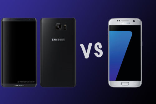 Samsung Galaxy S8 vs Galaxy S7: What's the rumoured difference?