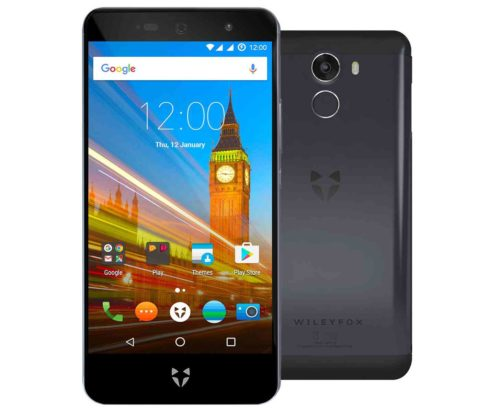 Wileyfox Swift 2 X Hand-on Review