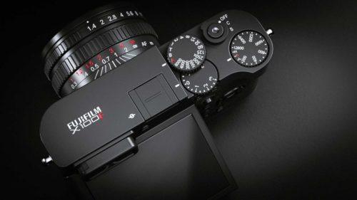 Fujifilm X100F vs X100T vs X100S vs X100 Comparison