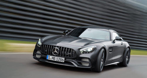 2017 Mercedes-AMG GT C Roadster Edition 50 Review