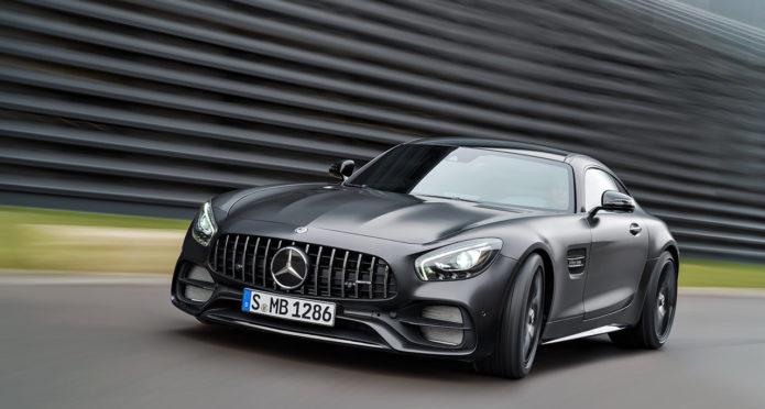 Mercedes-AMG GT C Edition 50, c190, 2017