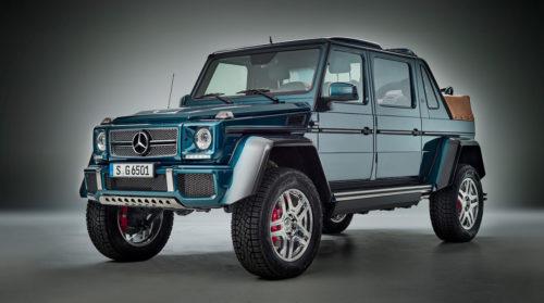 2017 Mercedes-Maybach G 650 Landaulet Review