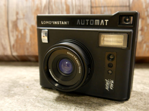Lomo'Instant Automat Camera Review