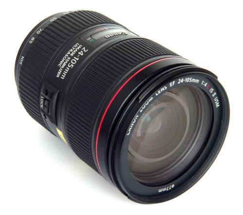 Canon EF 24-105mm f/4 IS II USM Lens Review