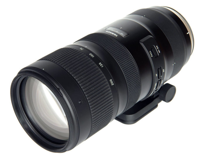Tamron SP 70-200mm f/2.8 Di VC USD G2 (A025) Review