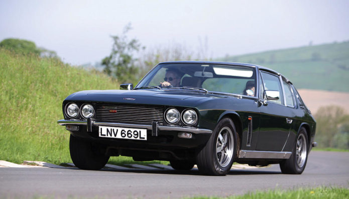 How You Can Buy a Classic Car That Is 'Brand New'