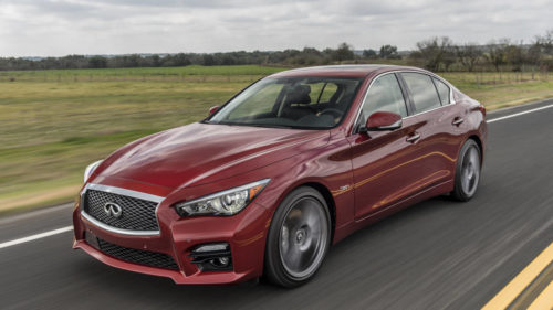 2017 Infiniti Q50 3.0t Sport AWD Review