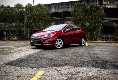 2017 Chevy Cruze Hatchback a Capable Crossover Alternative