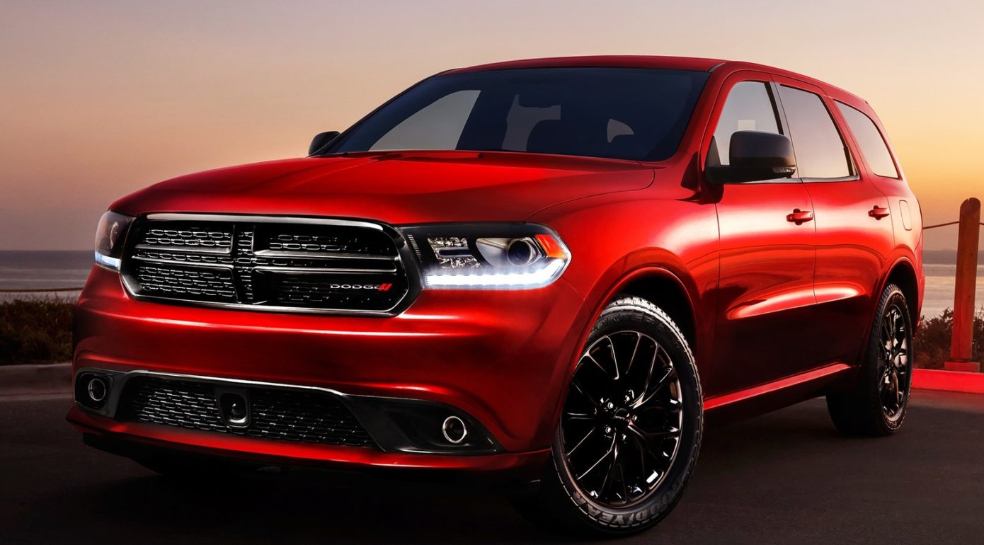 2017 Dodge Durango Rt Review Msrp Price
