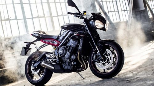 2017 Triumph Street Triple RS Review: First Ride