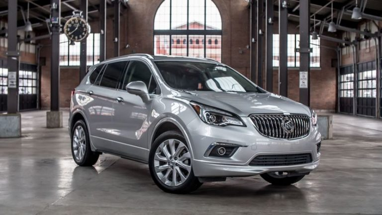 2017 buick envision review gearopen. Black Bedroom Furniture Sets. Home Design Ideas