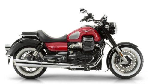 2016 – 2017 Moto Guzzi Eldorado Review