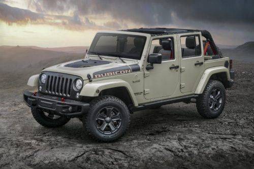 2017 Jeep Wrangler Rubicon Recon Review