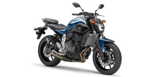 2015 – 2017 Yamaha FZ-07 Review