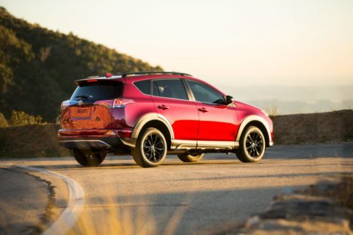 10 Things You Need to Know About Toyota TRD Adventure Vehicles